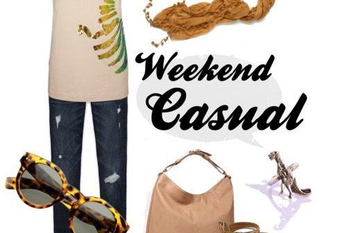 Fashion Friday: Weekend Casual