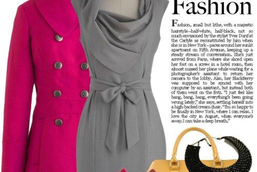 Fashion Friday: Clean Slate