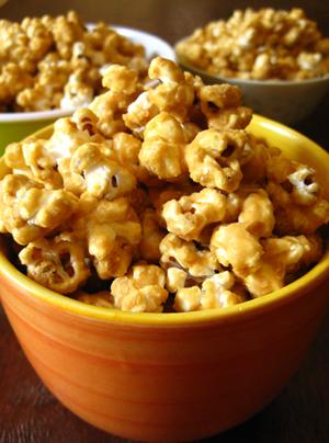 how to make homemade sweet popcorn