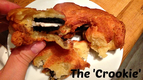 Cronut Copycat Variation: The Crookie