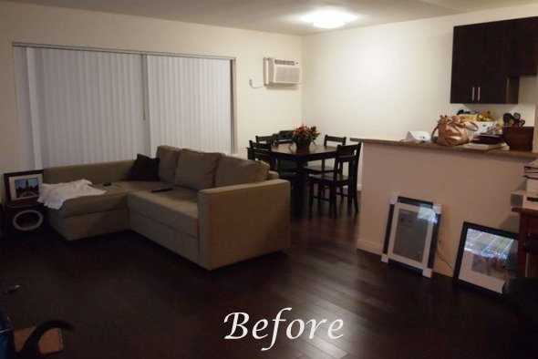 Now, Before We Begin, Letu0027s Take A Look At What My Living Room Looked Like  Prior To My DIY Project: Part 95