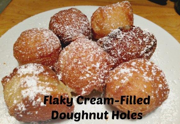 Cronut Copycat Variation: Doughnut Holes