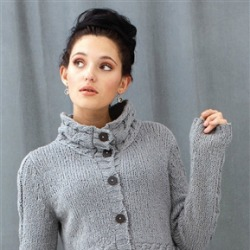 Wool-Free Cardigans for Spring 2012