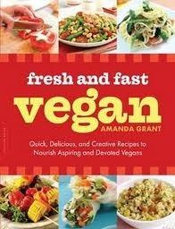 'Fresh and Fast Vegan' Cookbook Giveaway