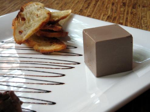 Faux Foie Gras Challenge Winning Recipe