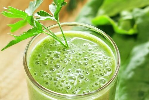 Total Green Goodness Smoothie