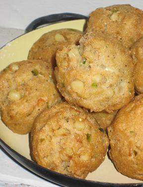 Ragin' Cajun Mock Crab Cakes