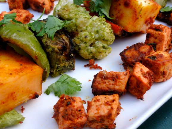 Indian-Style Sautéed Okra