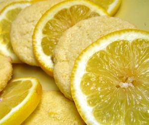 Summery Lemon Sugar Cookies