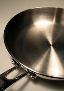 The Stainless-Steel Nonstick Trick