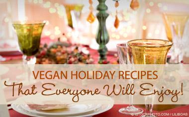 Ask Your Family for a Vegan Christmas