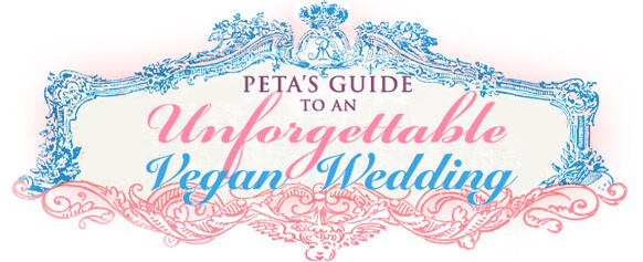 Vegan wedding guide peta your wedding is your special day its an opportunity to celebrate yourself your partner and the love you both share planning a wedding can be stressful junglespirit Images