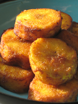 The Plantain: Starchy, Sweet, Oily Goodness