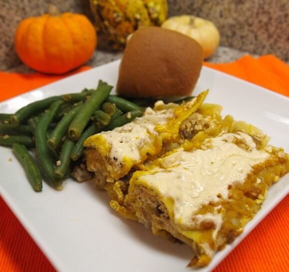 recipe: vegetarian lasagna recipe pumpkin [35]