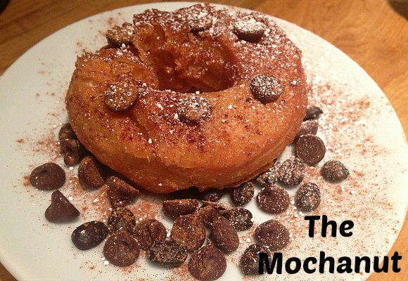 Cronut Copycat Variation: The Mochanut