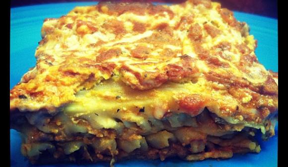 An Instant Classic: Vegan Lasagna
