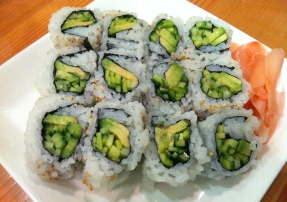 Who Likes Sushi?