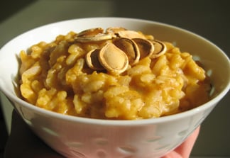 Breakin' the Rules: Risotto for Thanksgiving