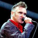 Morrissey Singing