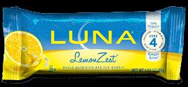 Vegan Mom Luna Bar