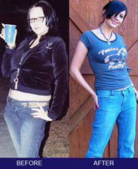 Leah's Weight Loss Story
