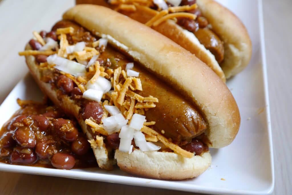 Cincinnati-Chili-Dog