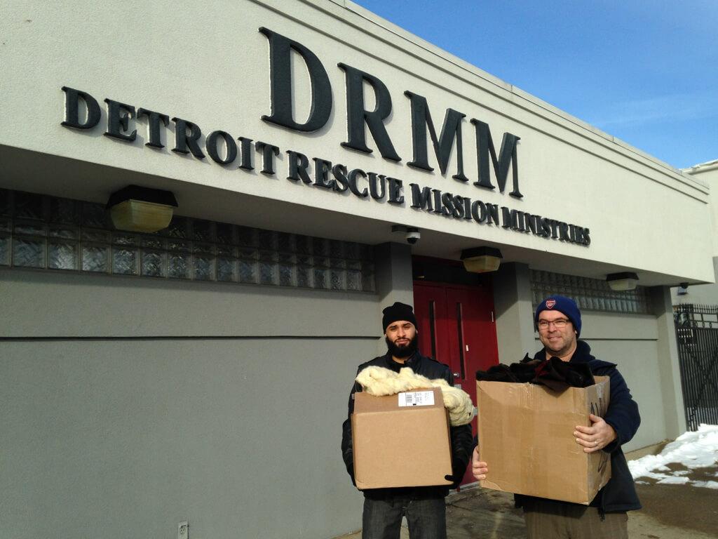 Detroit Fur Giveaway  Event