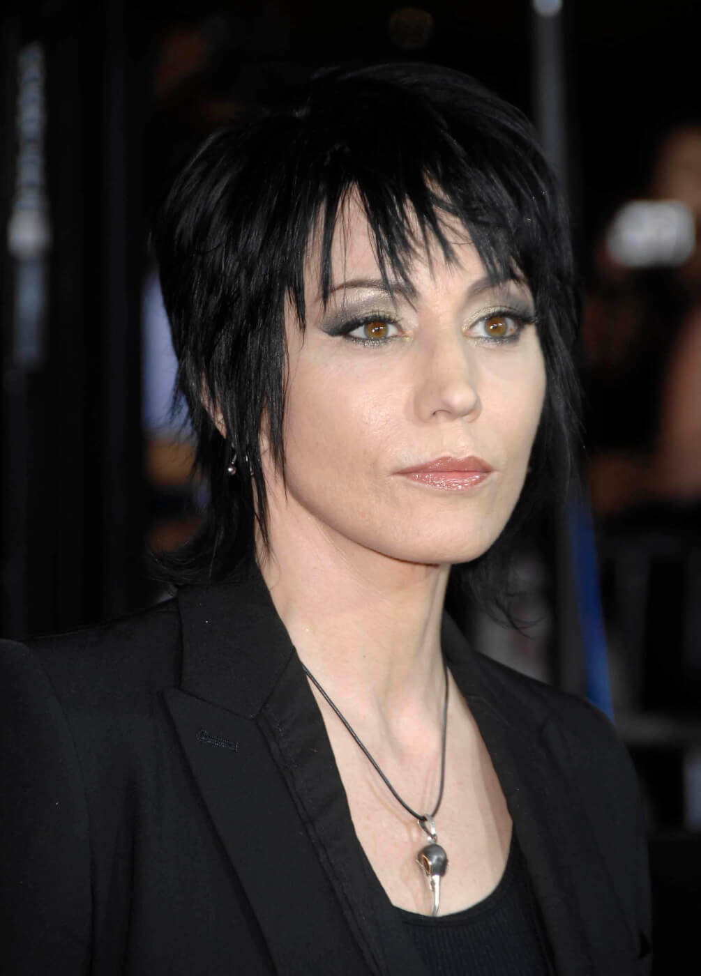 The 62-year old daughter of father (?) and mother(?) Joan Jett in 2021 photo. Joan Jett earned a  million dollar salary - leaving the net worth at  million in 2021