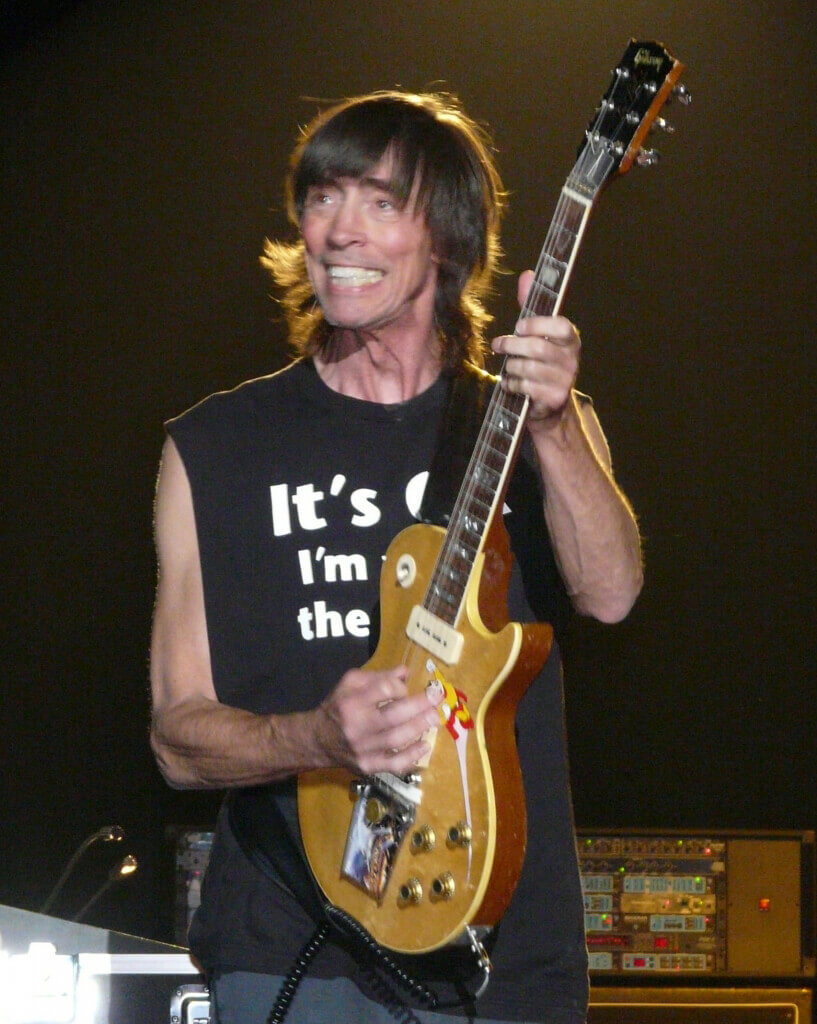 Tom Scholz from Boston