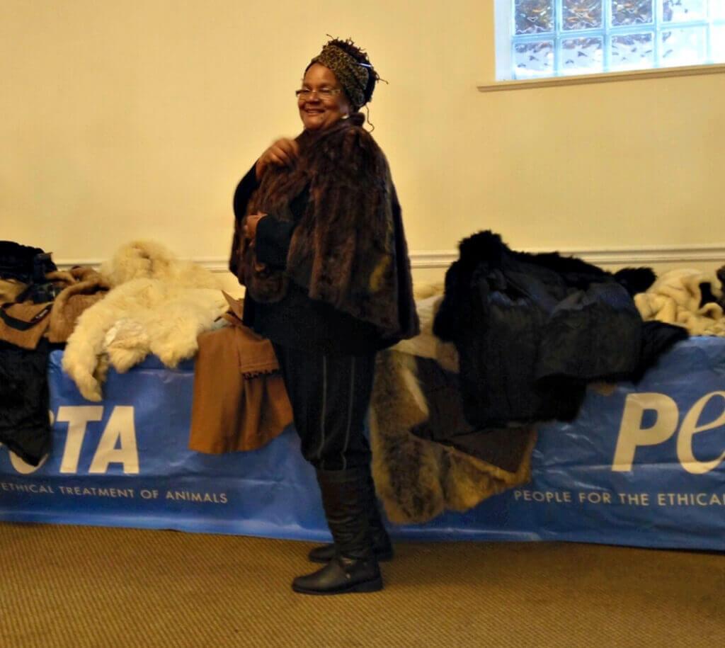 Detroit Fur Coat