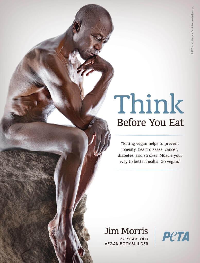 Jim Morris Think Before You Eat