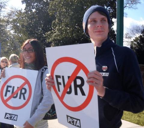 Ken - Fur Protest