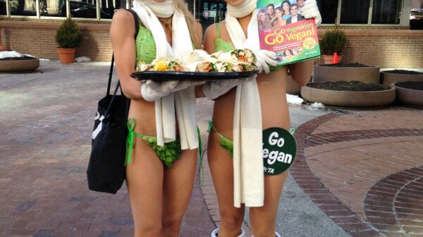 No Inaugural Ball? No Problem! 'Lettuce Ladies' Sub for Mayoral Party