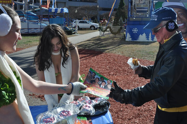 Russell Simmons Get on Board As Lettuce Ladies Vegan