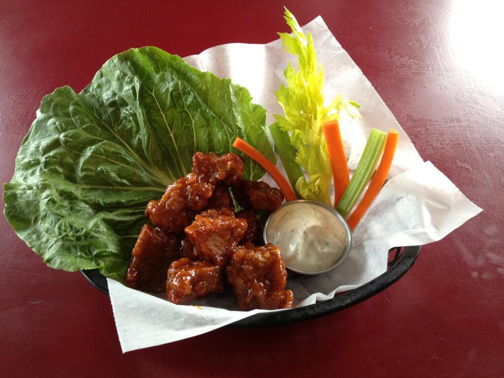 Vertical Diner Wings