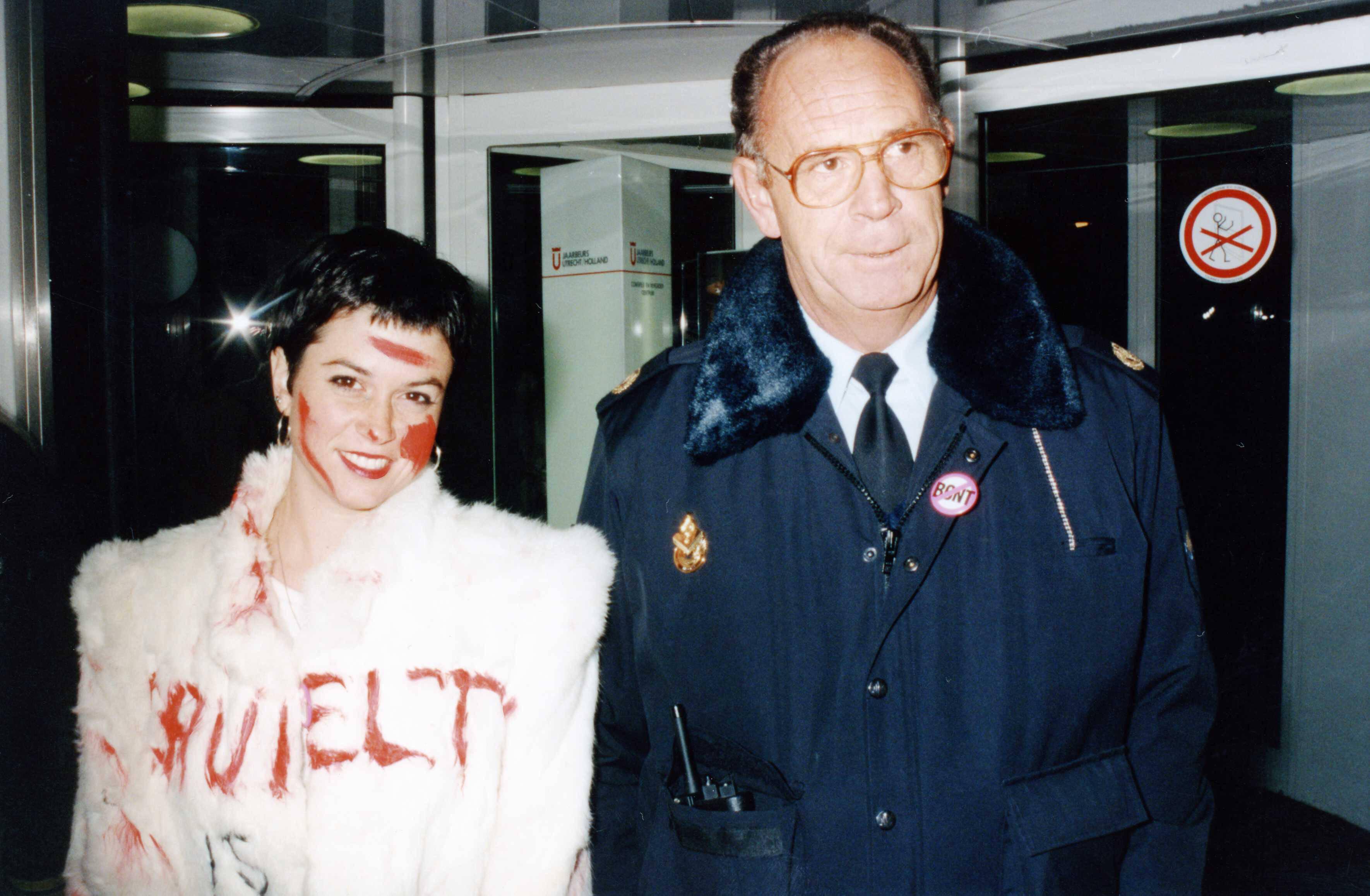 Lisa Lange Fur demo 1994