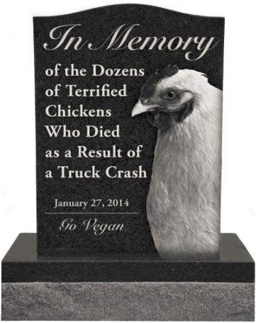 Gainesville Chicken Memorial