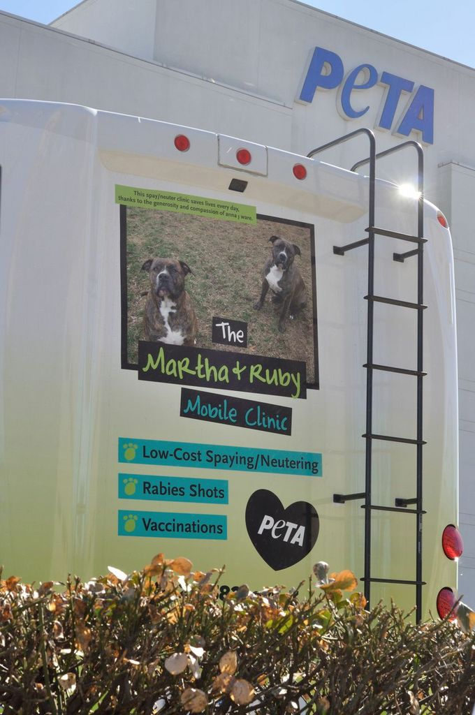 Martha and Ruby SNIP Mobile Clinic