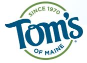 Toms of Maine Logo