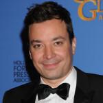 Jimmy Fallon at the 71st Annual Golden Globe Awards