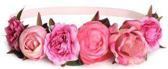 Rose Headband from HandM