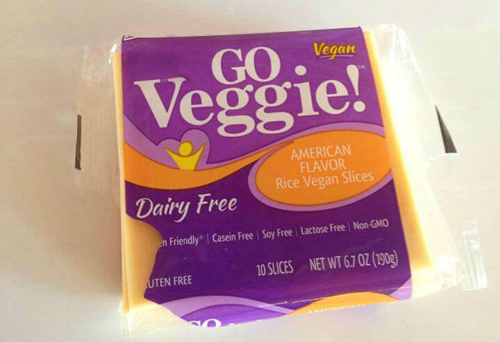 Vegan Cheese Slices