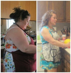 Woman Loses 150 Pounds by Going Vegan!