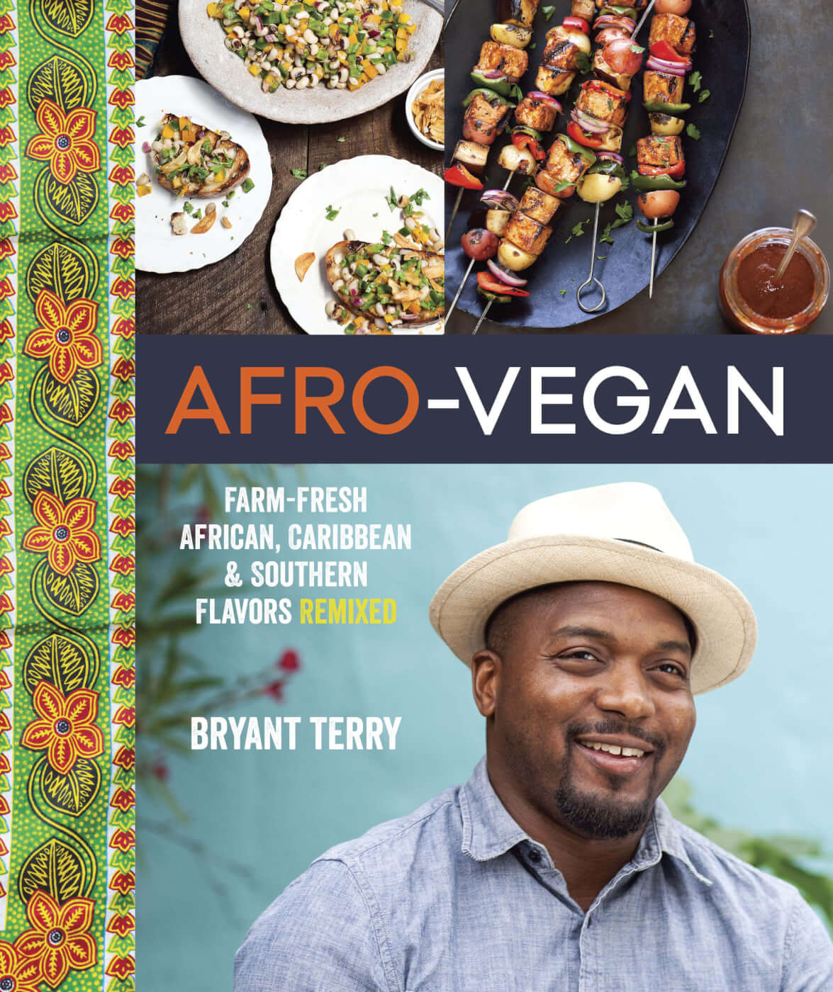 afro vegan book cover
