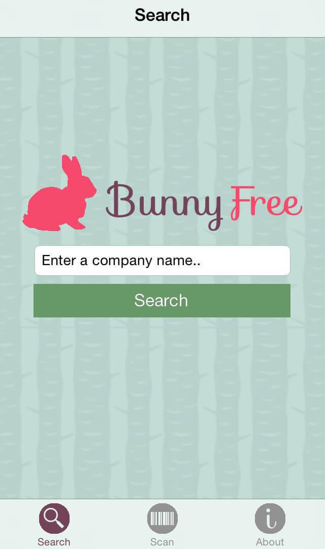 Bunny Free App | PETA
