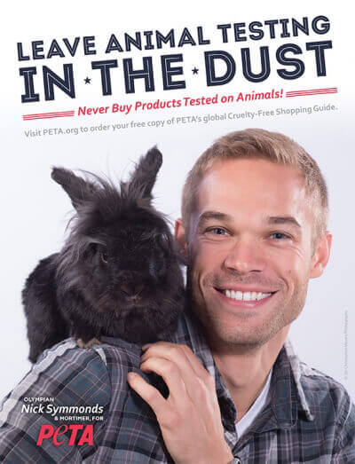 Nick Symmonds: Leave Animal Testing in the Dust