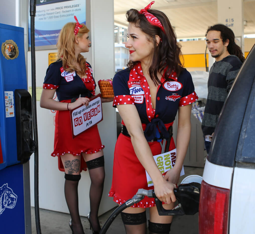 Sexy Petrol Pinups