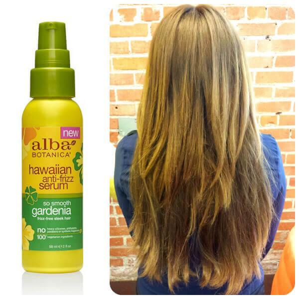 Alba Botanica Frizzy Hair
