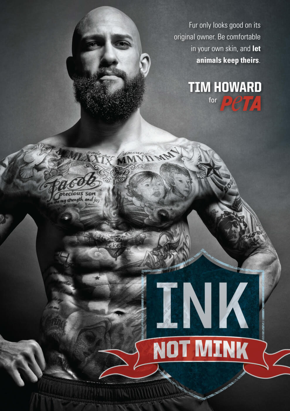 Tim-Howard-Ink-Not-Mink jpgTim Howard Goalie Wife