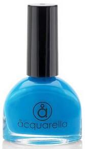 Acquarella blue polish
